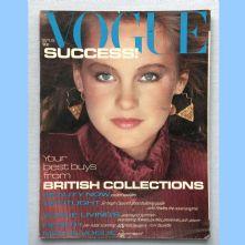 Vogue Magazine - 1980 - September 15th